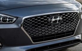 Xe gia đình Hyundai Elantra GT 2018 sẵn sàng ra mắt