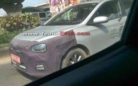 Hyundai i20 facelift bị bắt gặp trên đường chạy thử