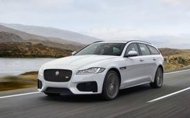 Jaguar XF Sportbrake 2018 trình làng, BMW 5-Series Touring gặp khó
