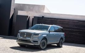 SUV hạng sang cỡ lớn Lincoln Navigator 2018 ra mắt với thiết kế thanh lịch và nội thất tiện nghi