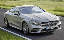 Mercedes-Benz S-Class Coupe 2018 trình làng, thêm lựa chọn cho nhà giàu