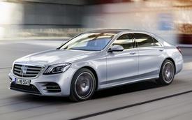 Sedan hạng sang cỡ lớn Mercedes-Benz S-Class 2018 chính thức trình làng