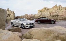 Mercedes-Benz E-Class Cabriolet 2018 ra mắt để kịp đón gió mùa hè