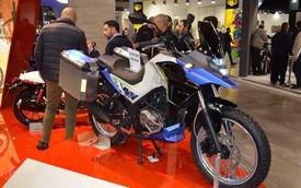 SYM NH-Trazer 200 - Xe adventure phù hợp với Đông Nam Á