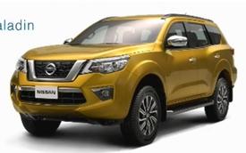 Rò rỉ hình ảnh được cho là Nissan Navara phiên bản SUV 7 chỗ, cạnh tranh với Toyota Fortuner