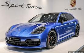 Porsche Panamera Sport Turismo ra mắt tại ĐNÁ, chưa có kế hoạch về Việt Nam
