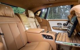 Những nội thất ô tô xa hoa bậc nhất thế giới