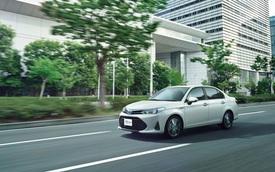 Toyota Corolla 2018 phiên bản nội địa Nhật trình làng với giá từ 305 triệu Đồng