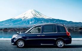 Toyota JPN Taxi - Xe taxi chuyên dụng giá cao