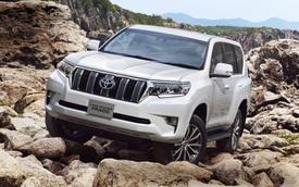 Toyota chính thức vén màn SUV được mong chờ Land Cruiser Prado 2018