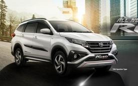 """Toyota Rush 2018 - """"tiểu Fortuner"""" chính thức ra mắt"""