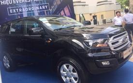 Ford Everest mới sắp ra mắt Việt Nam, tăng sức cạnh tranh Toyota Fortuner