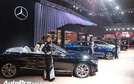 Trực tiếp: Mercedes-Benz kết hợp táo bạo xe sang - Áo dài Việt; Ra mắt mẫu xe Mercedes-AMG GLA 45 4MATIC