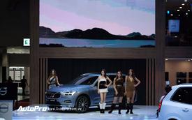 Trực tiếp: Volvo mang SUV cao cấp XC60 đến giới thiệu với khách hàng Việt