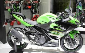 """Cận cảnh thiết kế """"bằng xương, bằng thịt"""" của Kawasaki Ninja 400 2018 mới ra mắt"""