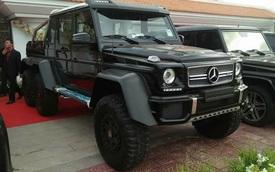 """Đại gia Campuchia tậu """"quái vật 6 bánh"""" Mercedes-Benz G63 AMG 6x6"""