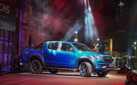 Chevrolet Colorado phiên bản đặc biệt ra mắt, sẽ bán 100 chiếc tại Việt Nam