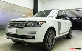 Khám phá Range Rover Autobiography 3.0L đi hơn 31.000 km vẫn có giá hơn 4,7 tỷ đồng