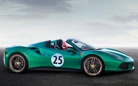 Ferrari 488 Spider độc nhất vô nhị trên thế giới được bán với mức giá giật mình 1,31 triệu USD