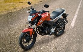 Xe côn tay siêu rẻ Honda CB Hornet 160R sắp có thêm phiên bản thể thao mới