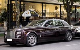 """Nghệ nhân Rolls-Royce sẽ """"khóc thét"""" khi nhìn thấy coachline của chiếc Phantom Rồng này"""