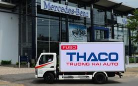 Rời Mercedes-Benz Việt Nam, xe tải FUSO sắp về THACO