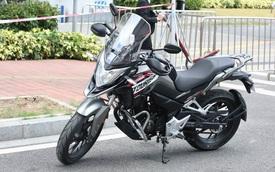 Honda CB190X Adventure - Xe đường trường cho người mới chơi mô tô