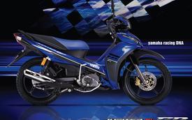 Đuổi theo Honda Future, Yamaha Jupiter thêm phiên bản mới tại Việt Nam