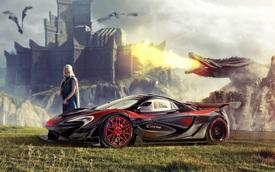 Các nhân vật trong Game of Thrones sẽ lái siêu xe nào?