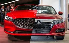 Mazda6 và Honda Accord: Cuộc đua turbo phân khúc sedan hạng D