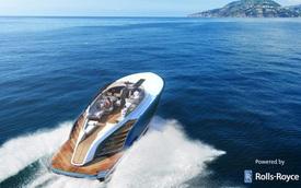 Diện kiến du thuyền sử dụng động cơ của Rolls-Royce