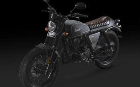 GPX Legend 150s 2017 - Xe café racer cho người mới chơi mô tô, giá chỉ 33,4 triệu Đồng