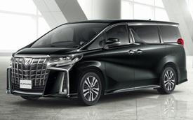 MPV hạng sang Toyota Alphard và Vellfile 2018 chính thức lộ diện