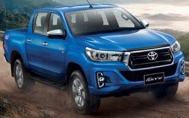 Toyota xuất khẩu ngược Hilux từ Thái Lan về Nhật Bản