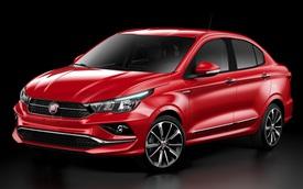 Fiat hé lộ mẫu sedan mới