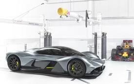 """Aston Martin AM-RB 001 là """"con chung"""" của hàng loạt nhãn hiệu tên tuổi"""