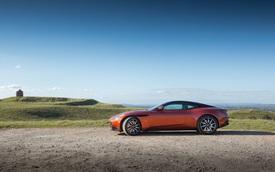 """Khám phá dây chuyền sản xuất """"mãnh thú"""" Aston Martin DB11"""