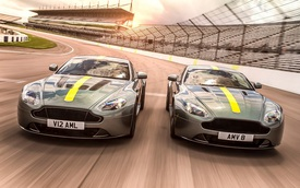 Aston Martin Vantage AMR - Tầm cao mới của hãng siêu xe Anh quốc