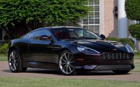 Ngất ngây với bộ áo màu thạch anh tím của Aston Martin Virage phiên bản Rồng chuẩn bị đấu giá