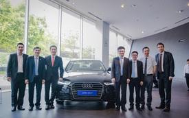 Khám phá dàn xe Audi sản xuất riêng cho APEC 2017 tại Việt Nam