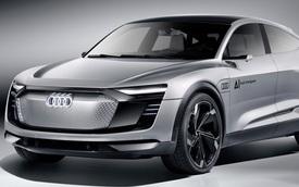 Elaine - Hình ảnh xem trước cho xe SUV tự lái đầu tiên của Audi