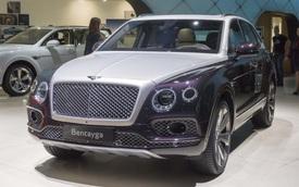 """Cận cảnh SUV nhà giàu Bentley Bentayga Mulliner """"bằng xương, bằng thịt"""""""