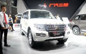 """Phiên bản mới của Mitsubishi Pajero - SUV 7 chỗ """"không ai thèm mua"""" tại Việt Nam - chính thức trình làng"""