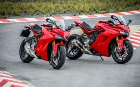 """Ducati Supersport 2017 - """"Hoa hậu"""" của triển lãm EICMA 2016 sắp được giới thiệu tại Việt Nam"""