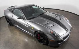 """""""Chất từng đồng"""" với mức giá rao bán của hàng hiếm Ferrari 599 GTO đã qua sử dụng"""