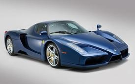 Hàng hiếm Ferrari Enzo với màu sơn cực độc được bán với giá 53,6 tỷ Đồng