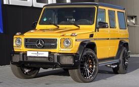 """Nhà độ Đức """"bơm"""" thêm 306 mã lực cho """"ông vua địa hình"""" Mercedes-Benz G63 AMG"""