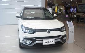 Cận cảnh SsangYong XLV có giá từ 799 triệu Đồng tại Việt Nam