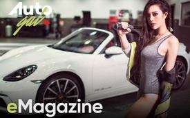 Porsche 718 Boxster : Đánh thức mùa hè