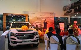 Chevrolet lần đầu bán hơn 10.000 xe/năm tại Việt Nam